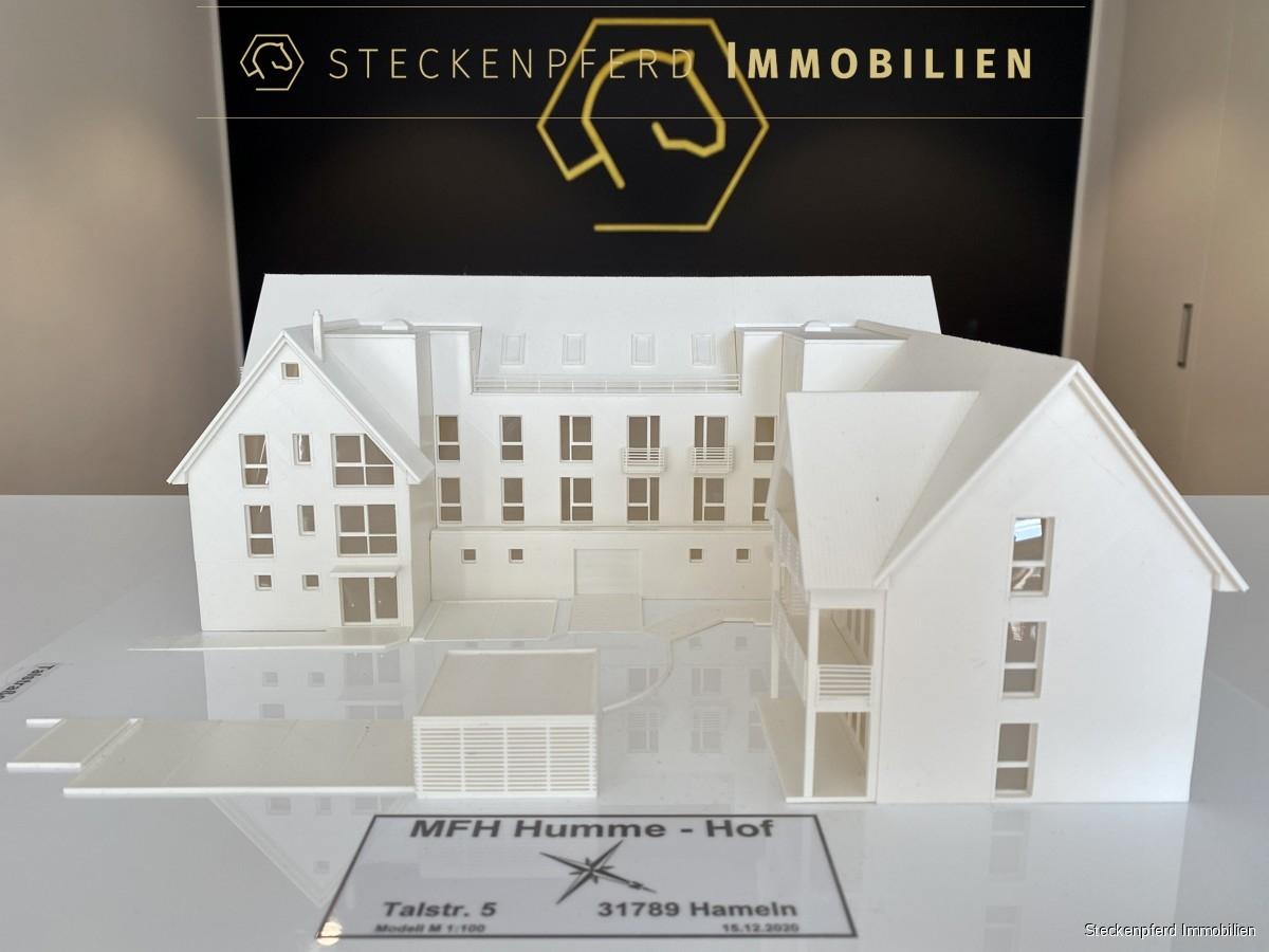 Modell Humme-Hof